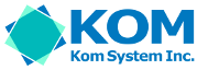 紙・和紙の容器 テーブルウェア 製造販売 コム・システム ロゴ